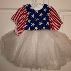 Belle Threads patriotic tutu dress